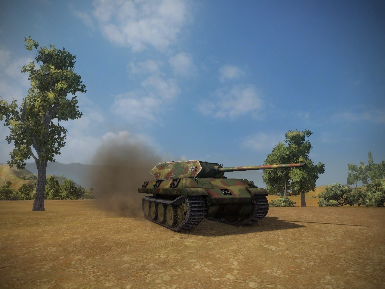 World of Tanks - PzKpfw V Panther M-10