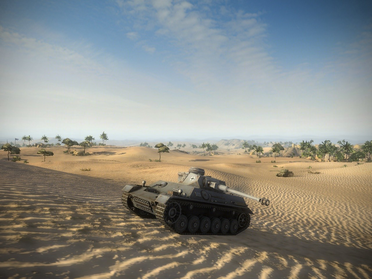 World of Tanks - PzKpfw III/IV