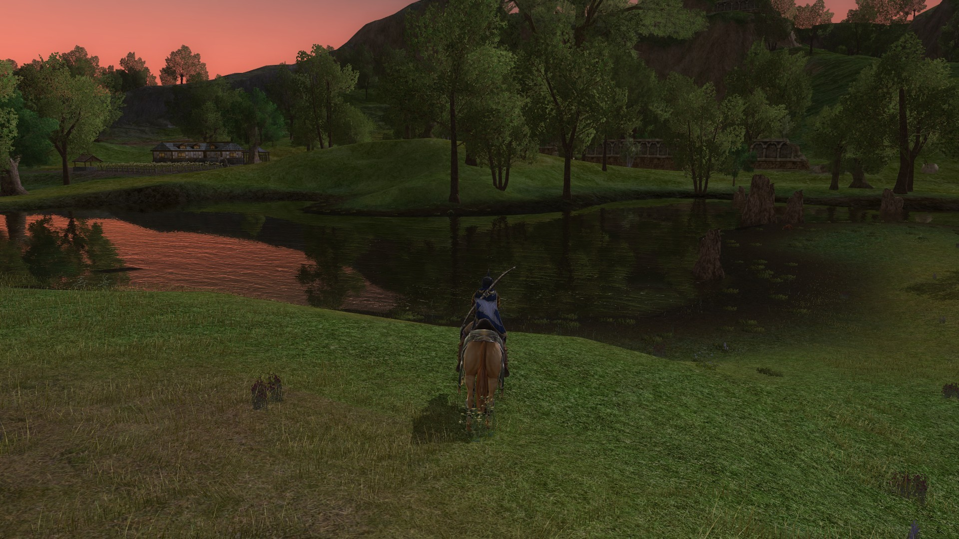 Lord of the Rings Online - Amoment of peace