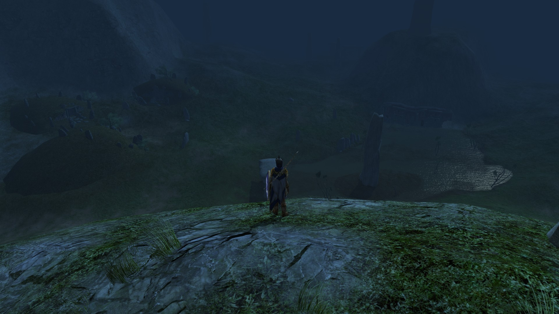 Lord of the Rings Online - Only death awaits