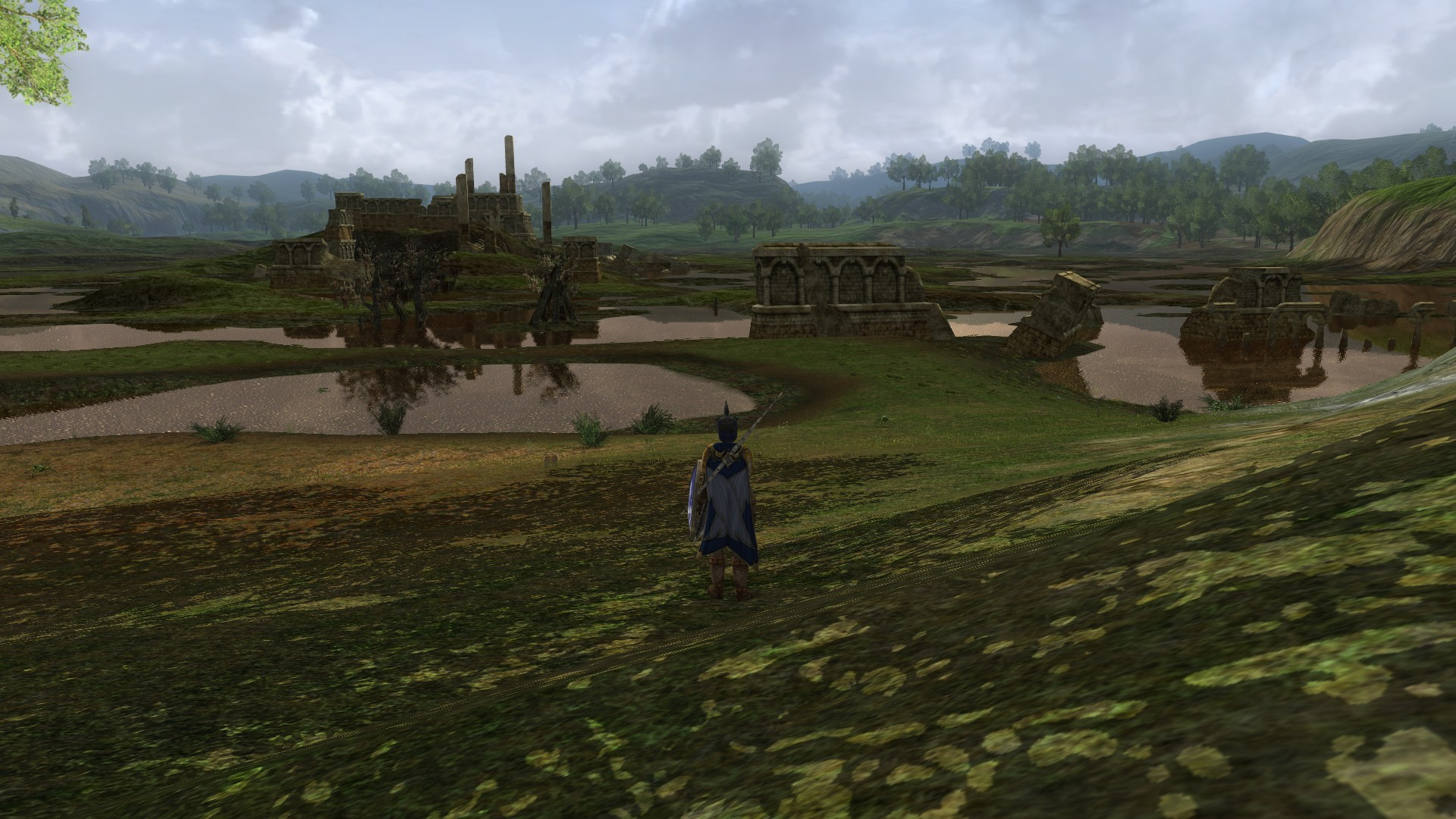 Lord of the Rings Online - Wish I had swamp boots
