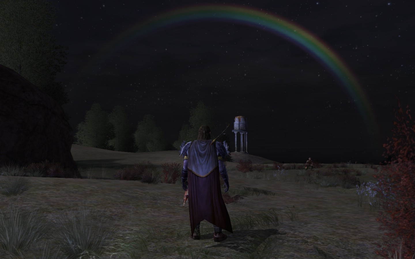 Lord of the Rings Online - Just a Rainbow in the Dark