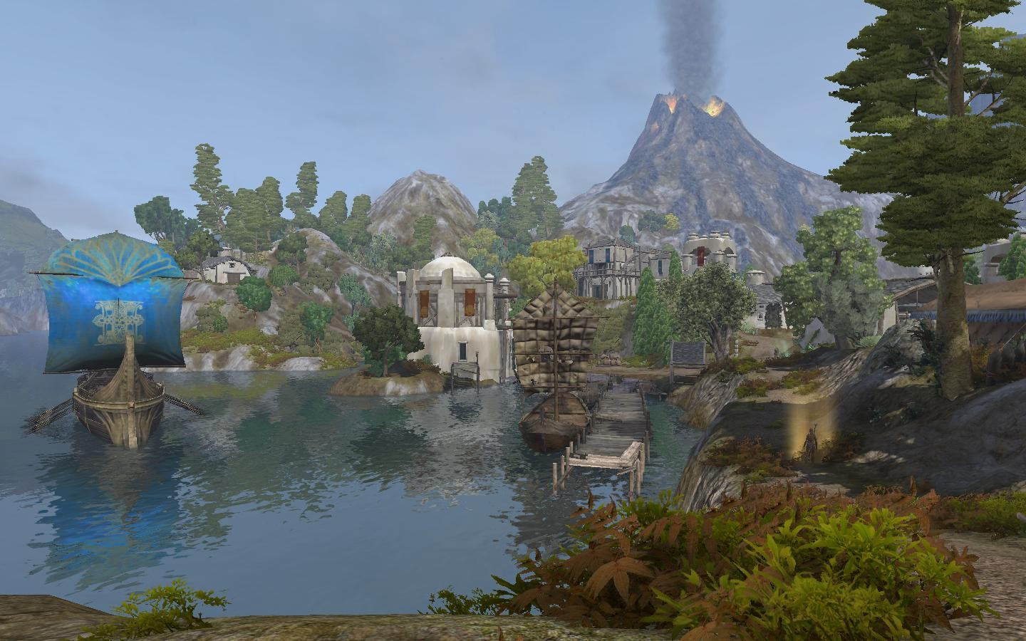 Age of Conan: Unchained - Landscape Shot