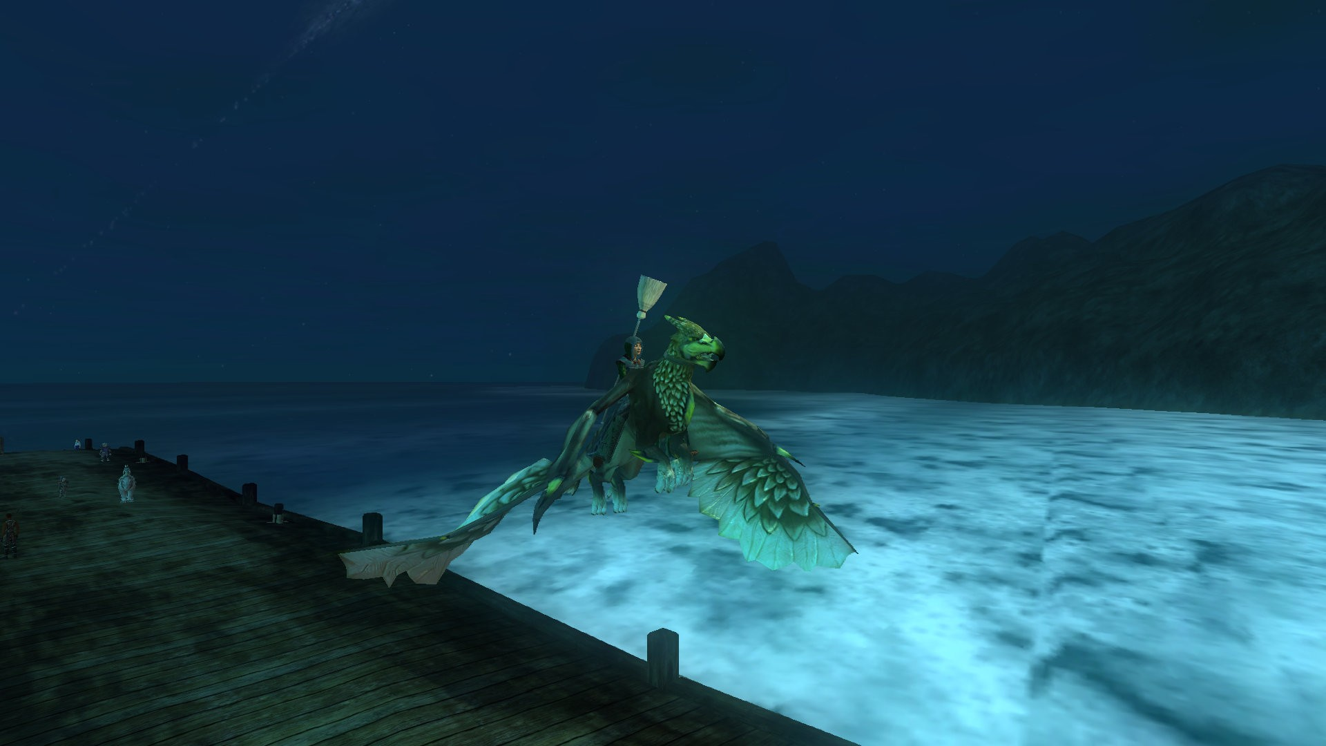 EverQuest II - Thundering Steppes (Docks)