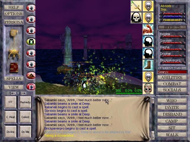 EverQuest - EQ: Going old school, Monk epic event if I remember right