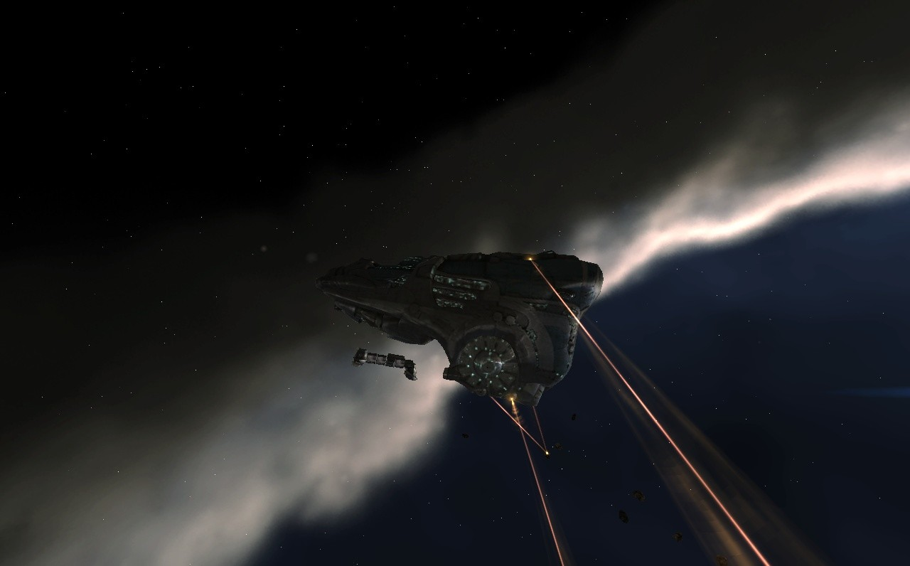 EVE Online - I think the Domi just laid an iteron