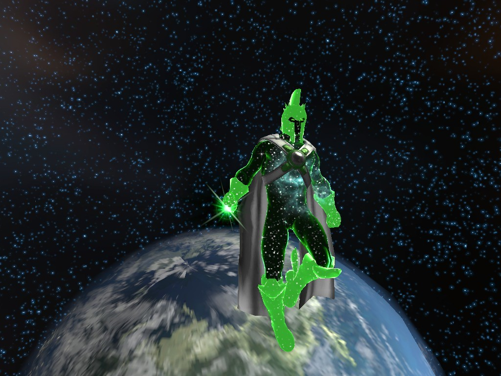 DC Universe Online - The Universe has no bounds for Galaxeuz
