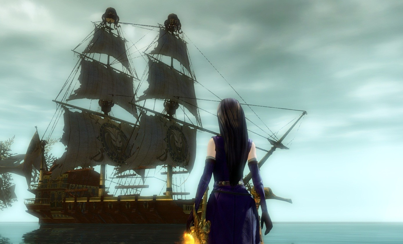 Guild Wars 2 - Nice Boat