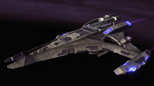 Star Trek Online - Jem'Hadar Dreadnought Carrier