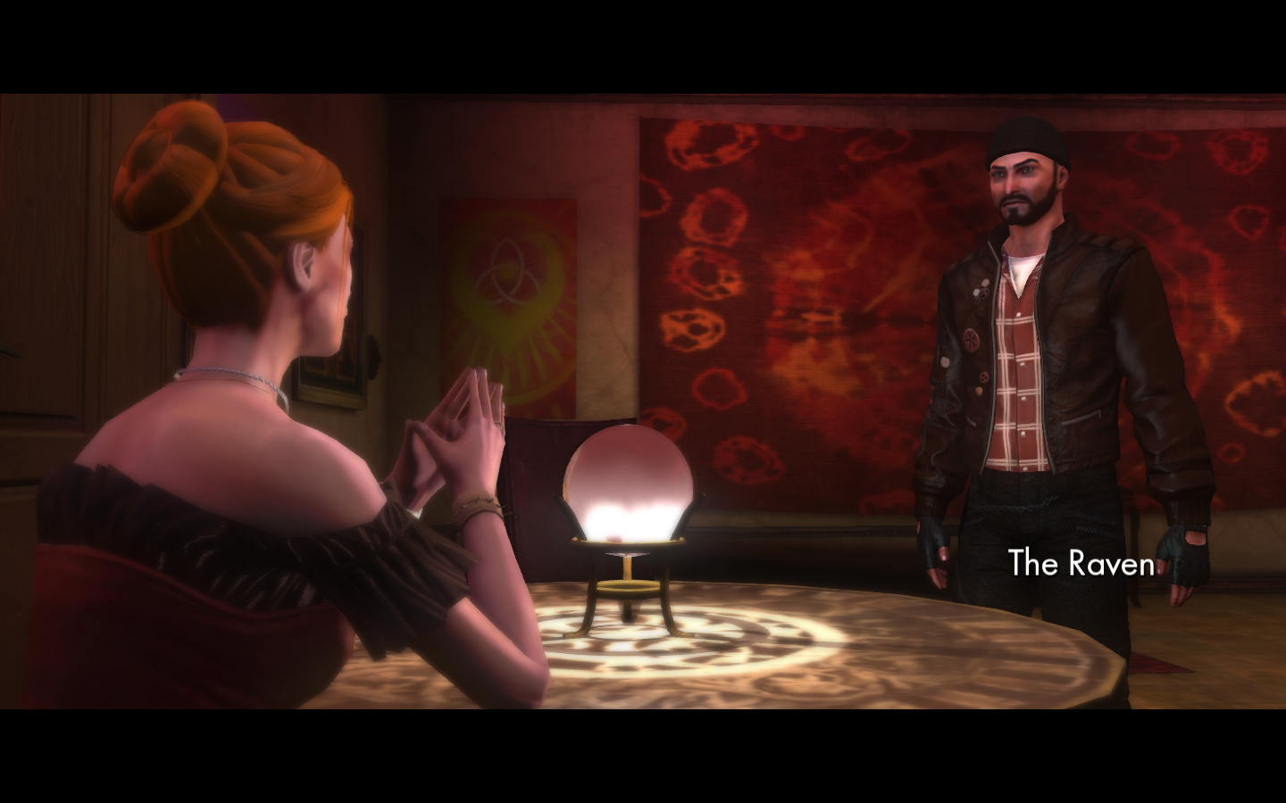 The Secret World - Fortuneteller in Kingsmouth