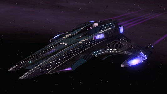 Star Trek Online - Jem'Hadar Heavy Escort Carrier