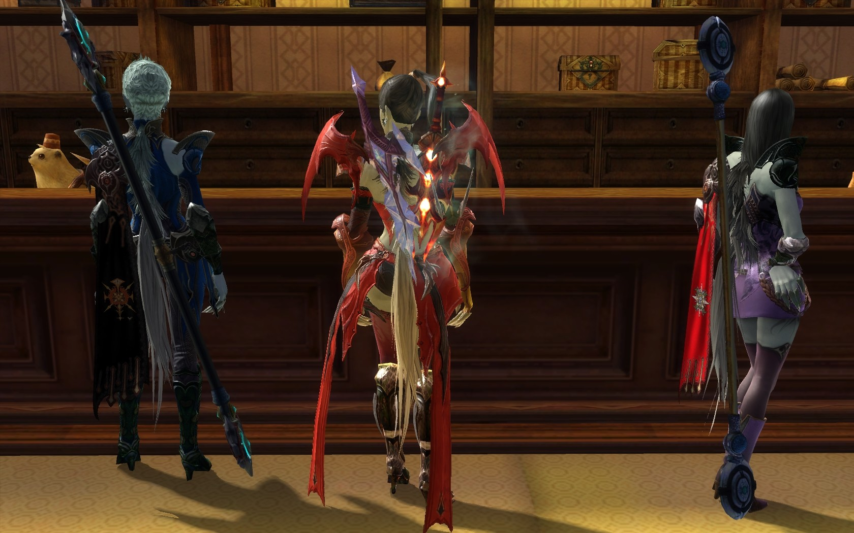 Aion - Aion assassin leather armor