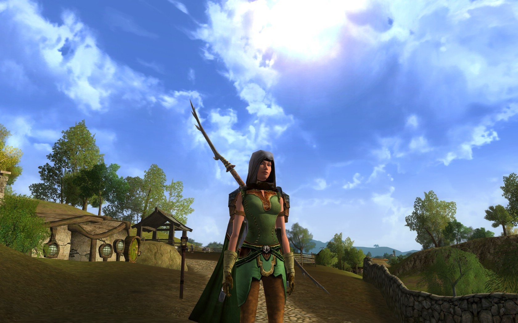 Lord of the Rings Online - Sunny Shire
