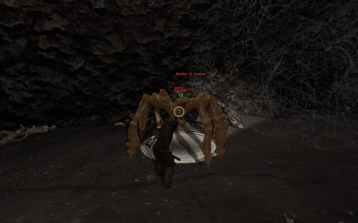 "Fallen Earth - ""wtf is that on my feet?!"" - FE"