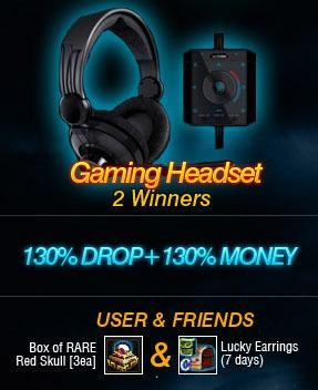 Rosh: Gaming Headset