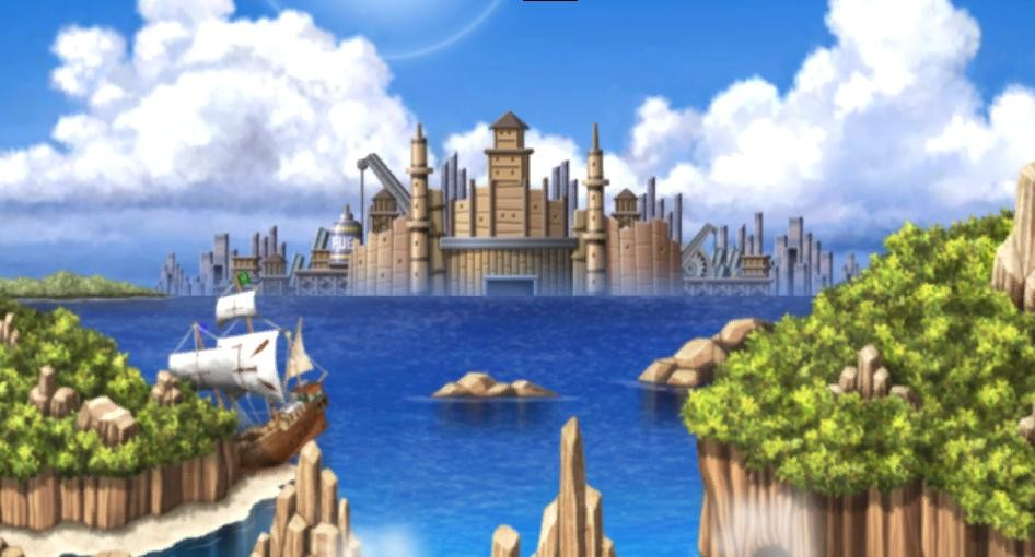 WindSlayer 2: Serien - The City of Water map