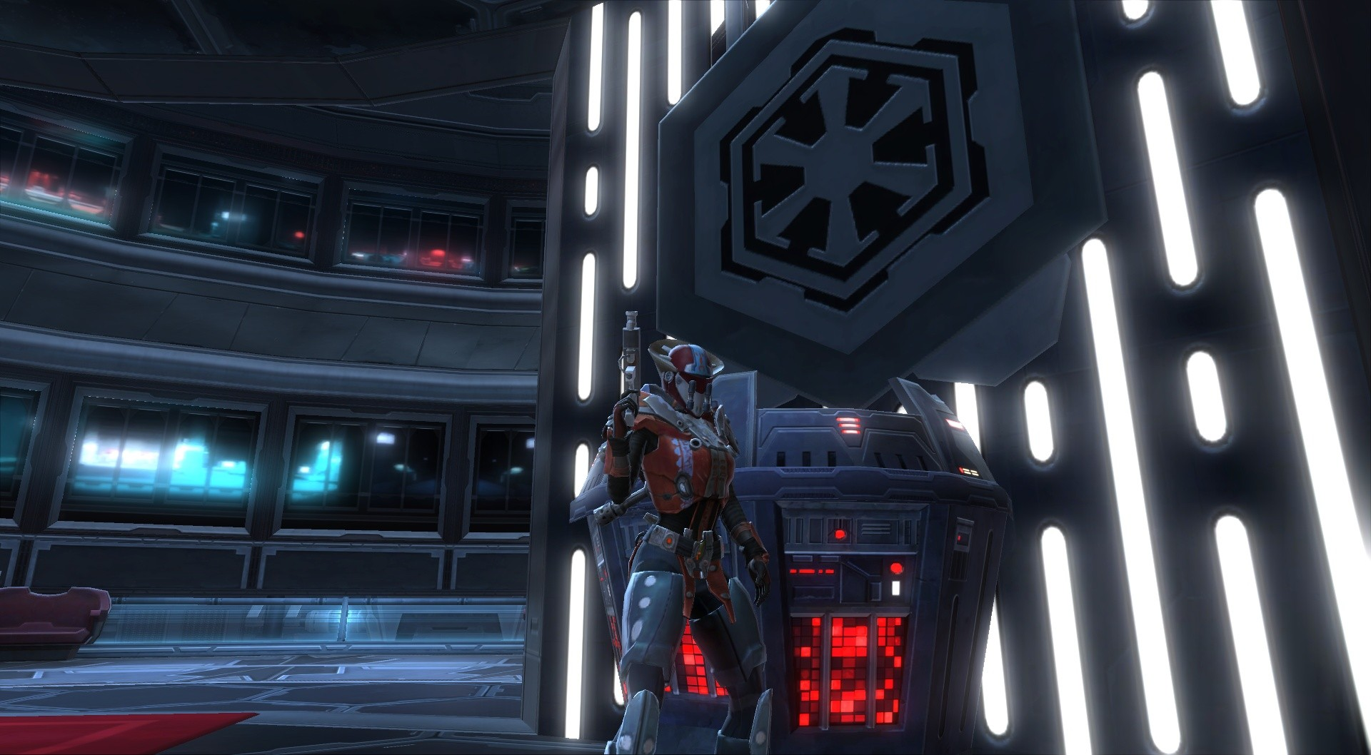 Star Wars: The Old Republic - For the Empire