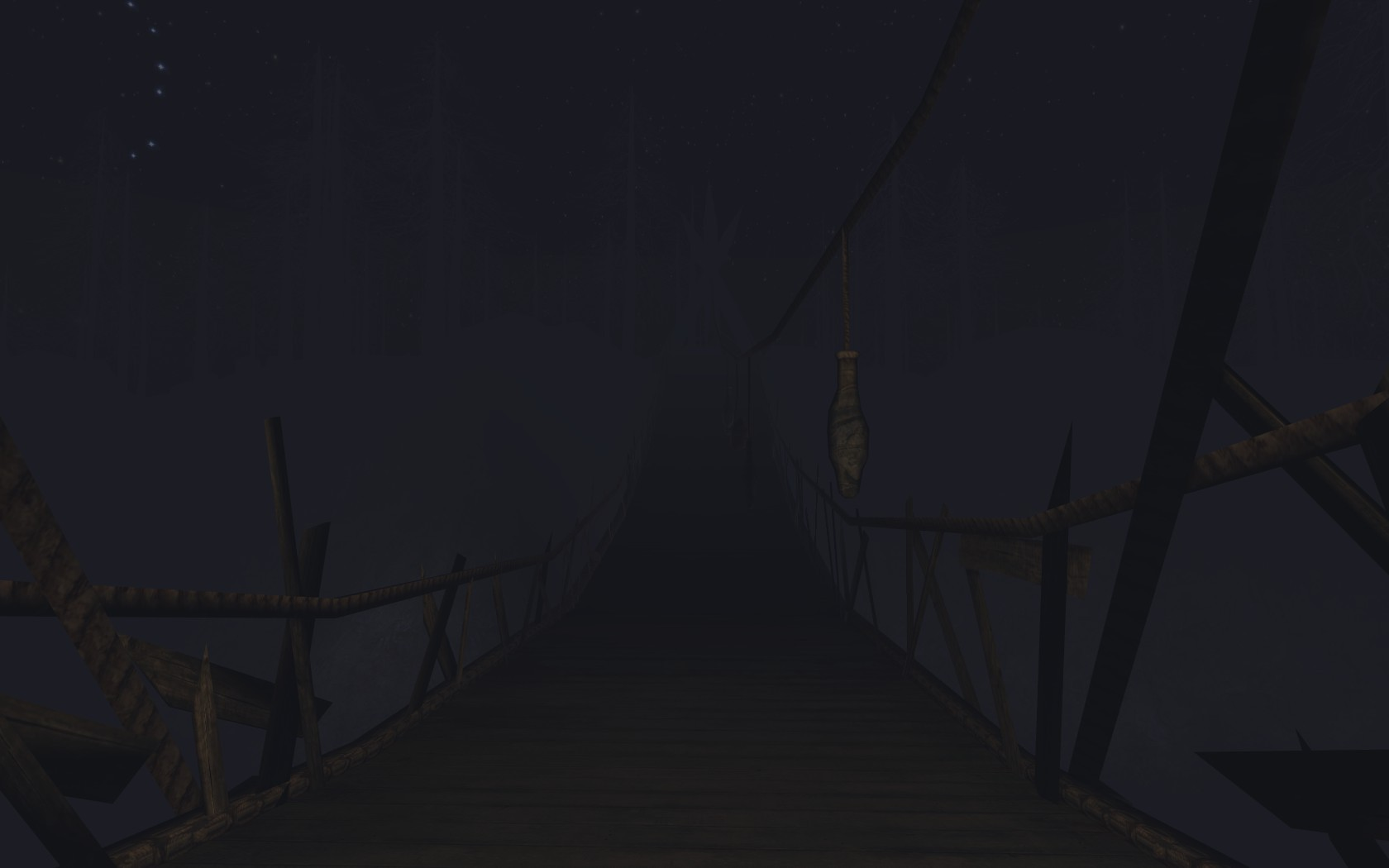 Lord of the Rings Online - What kind of Evil lies at the end of the bridge?