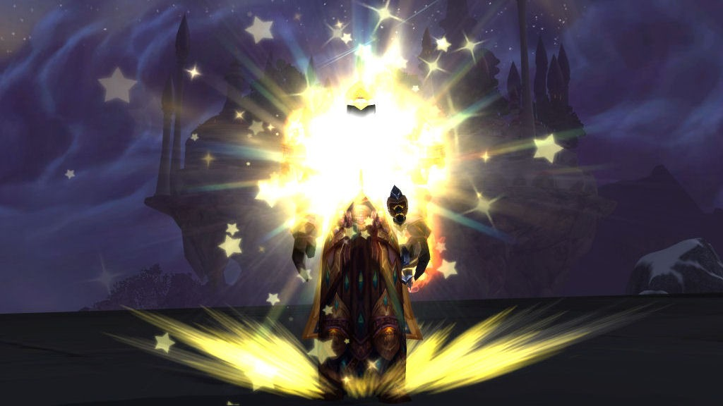 World of Warcraft - KEVYNE@SHANDRIS - Blinded by the Light! lol