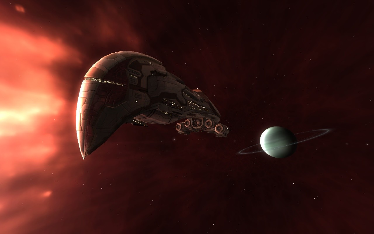 EVE Online - The Omen