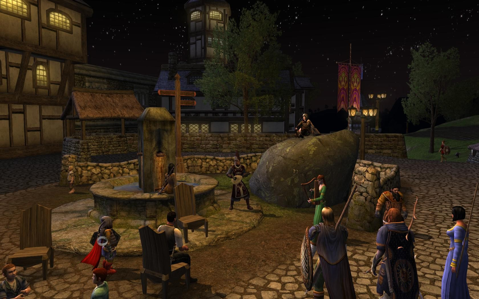Lord of the Rings Online - Kinship Event