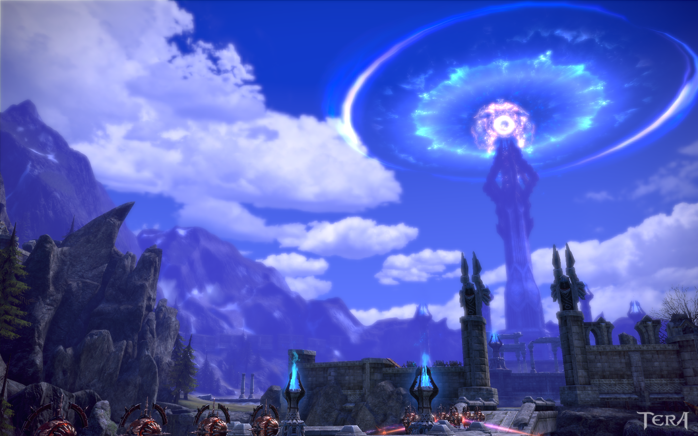 TERA: Rising - Level 52 Zone.