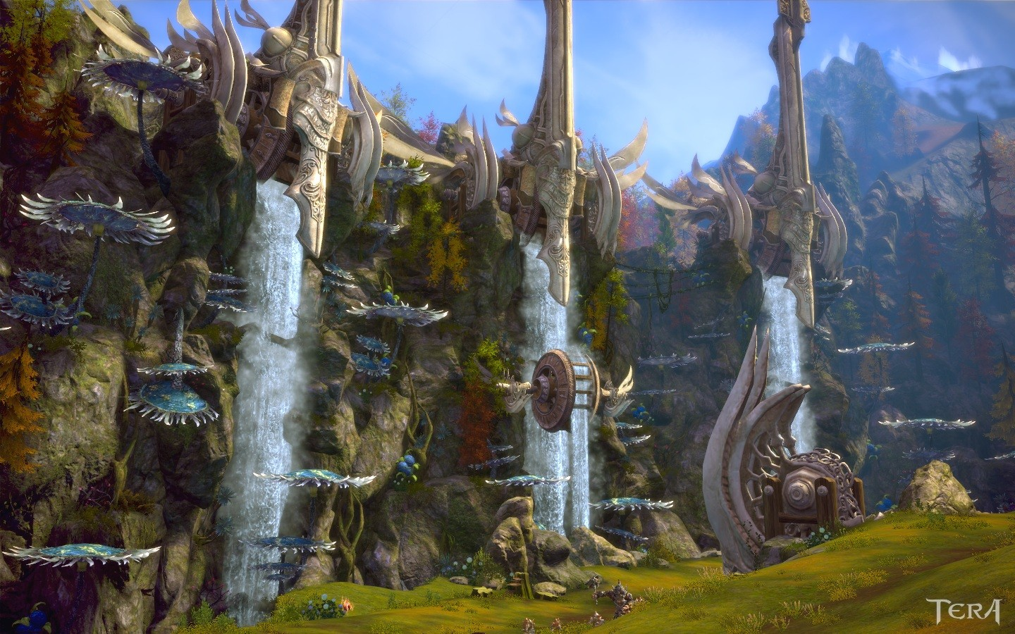 TERA: Rising - Level 53 Zone