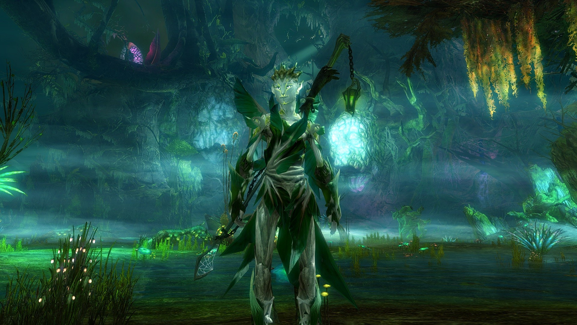 GW2-Beautiful Forest