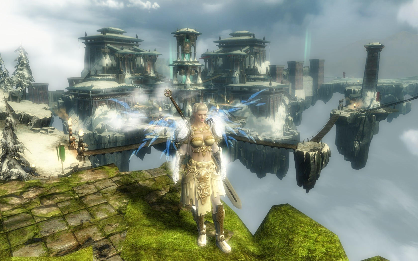 Guild Wars 2 - Edge of the Mists