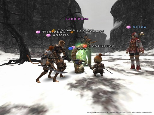 Final Fantasy XI - I told them I need MP!