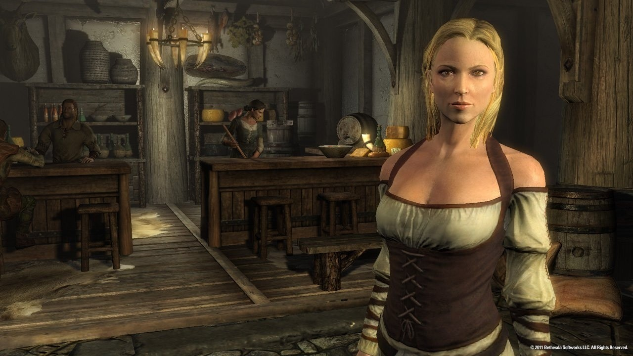 Age of Conan: Unchained - Busty Wench