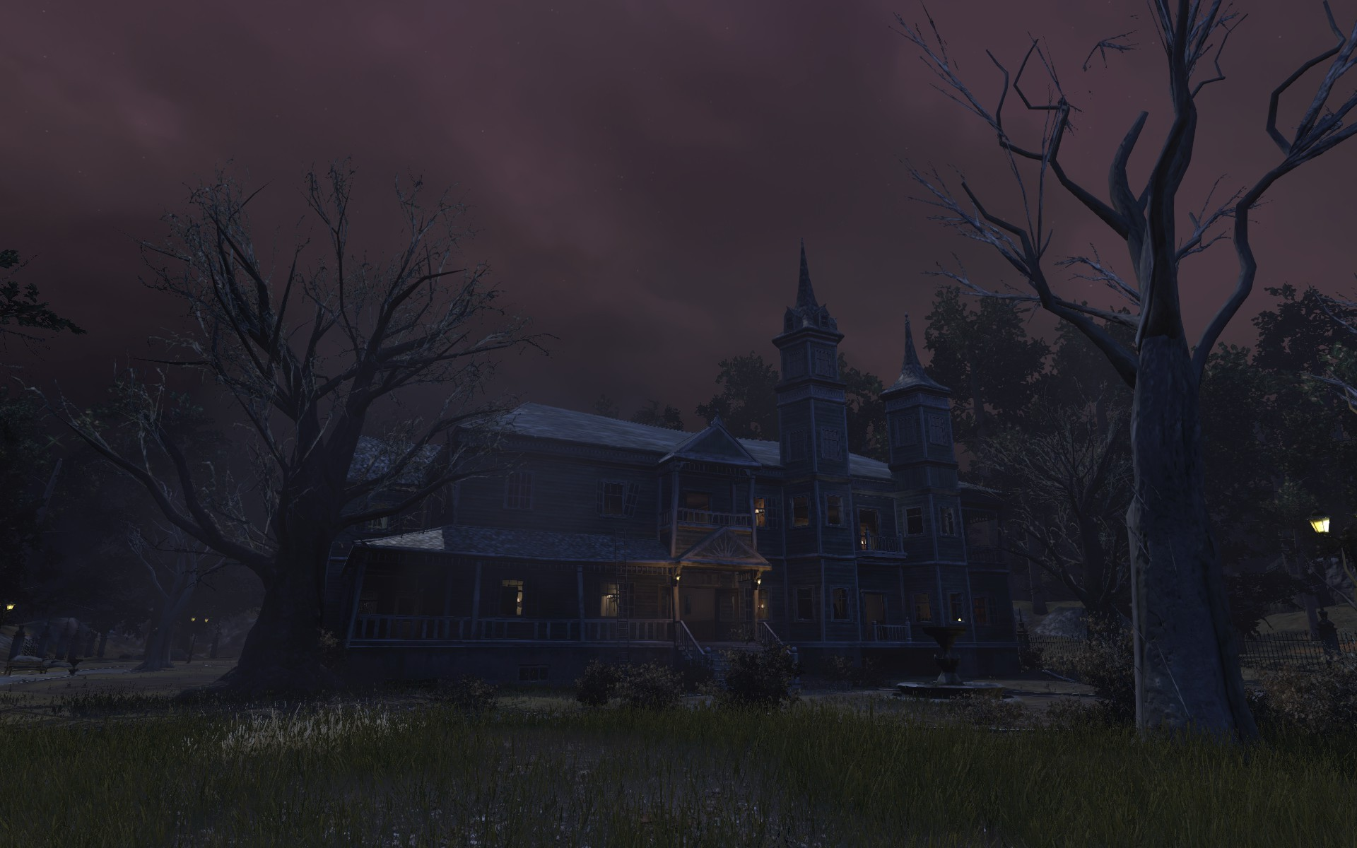 The Secret World - Haunted House