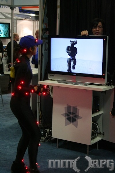 Another mocap demo