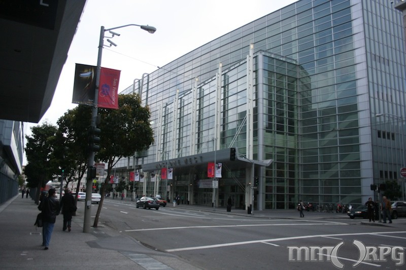 Moscone center west