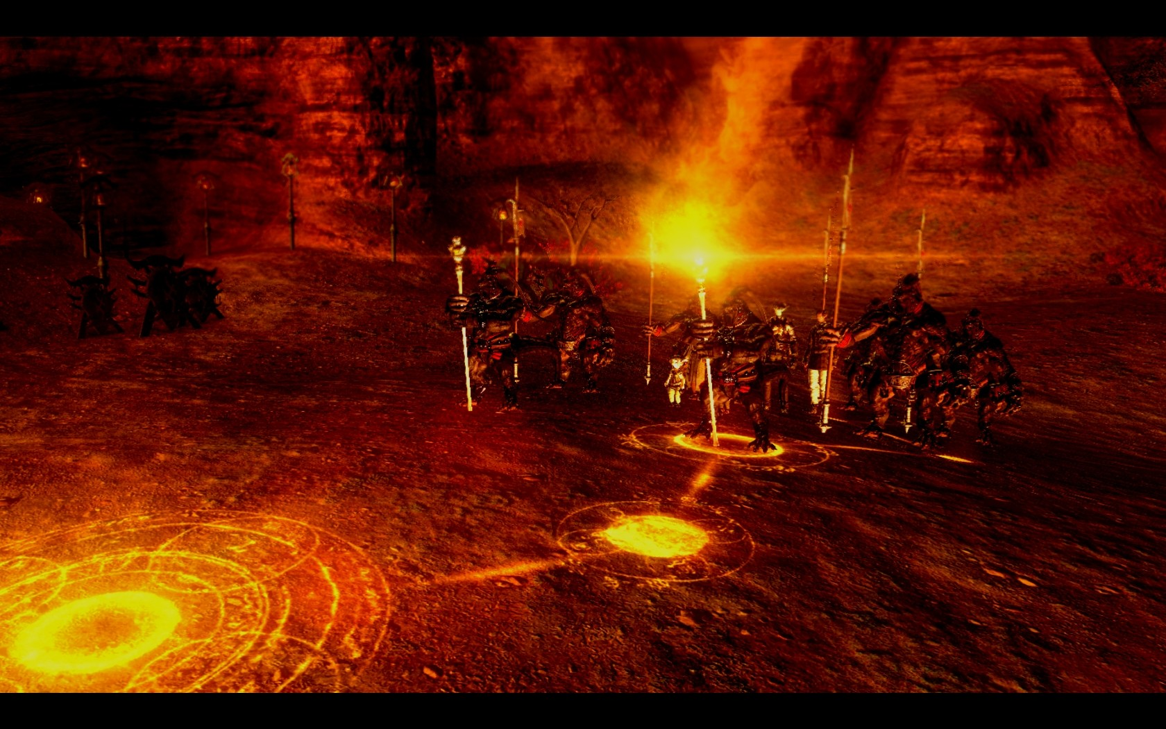Final Fantasy XIV - Rank 38 Storyline quest summoning ifrit