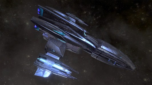 Star Trek Online - Khyzon Class