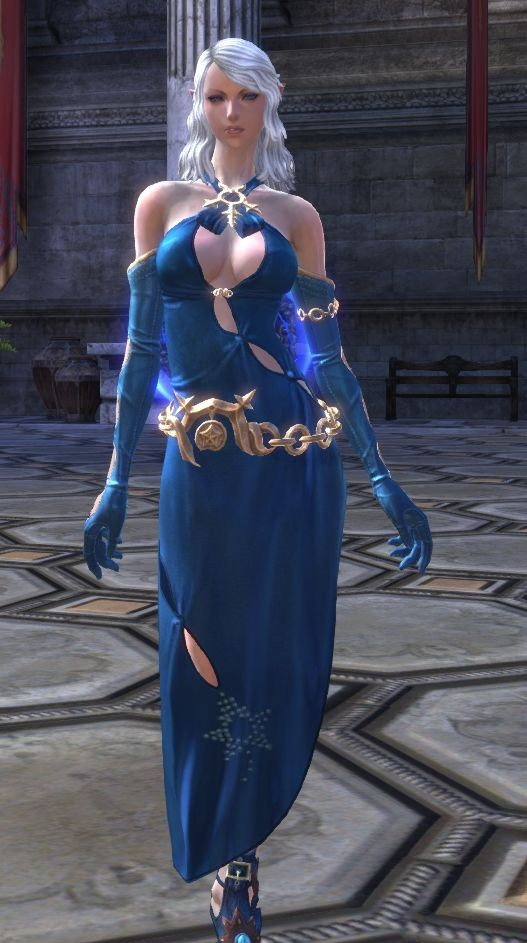 TERA: Rising - Sans the extra stuff. nb4 breast comments.