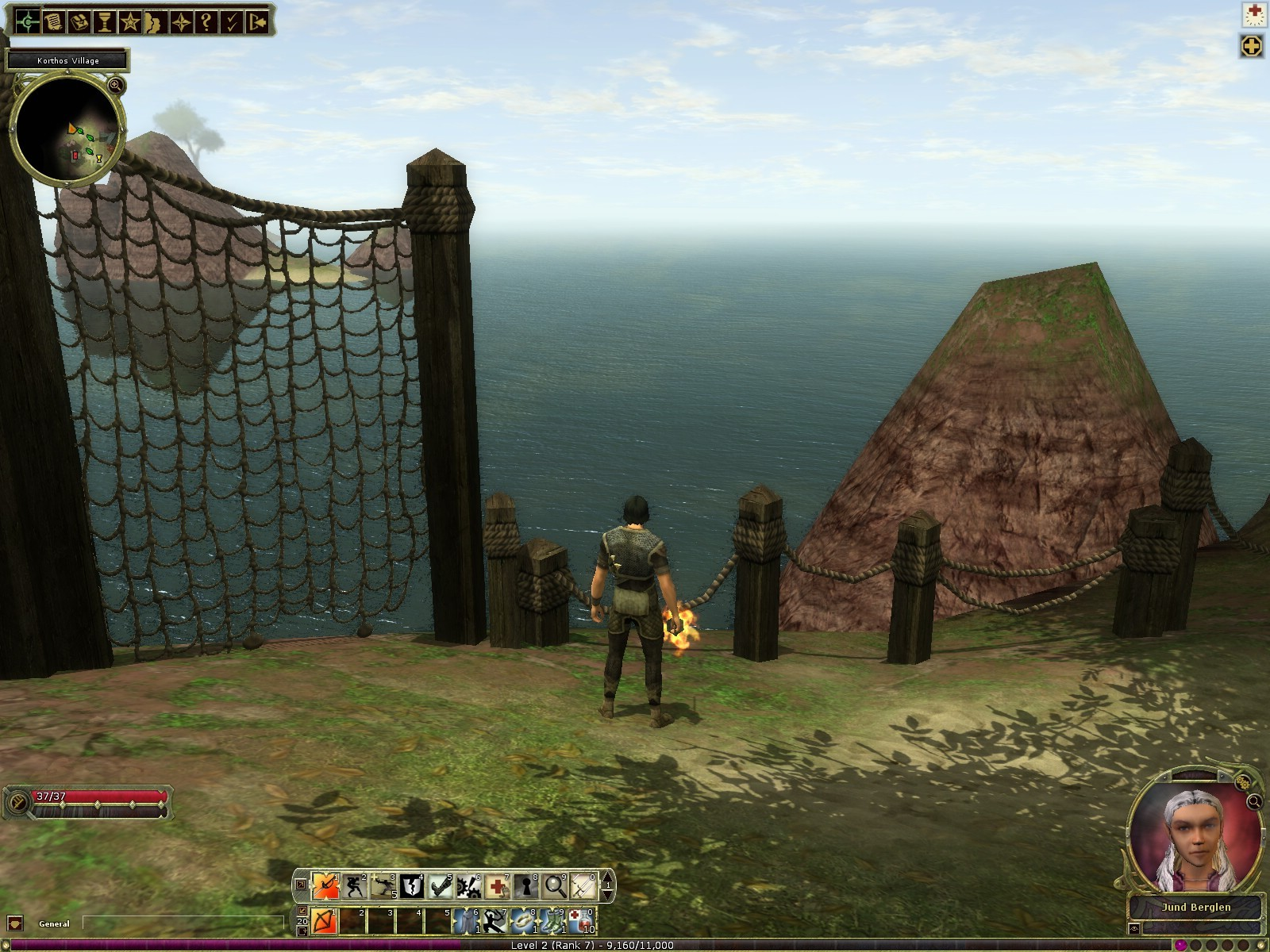 Dungeons & Dragons Online - DDO: Look from Khortos, new player experience (NPE)