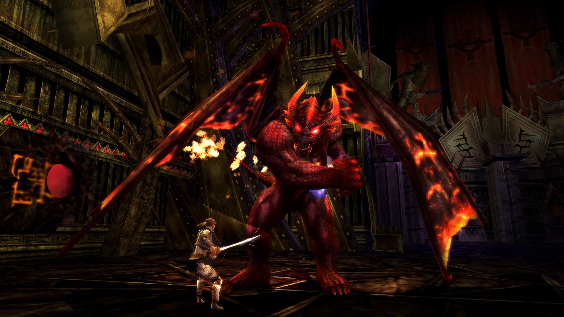 Dungeons & Dragons Online - DDO: Demon from the upcomming Module 9