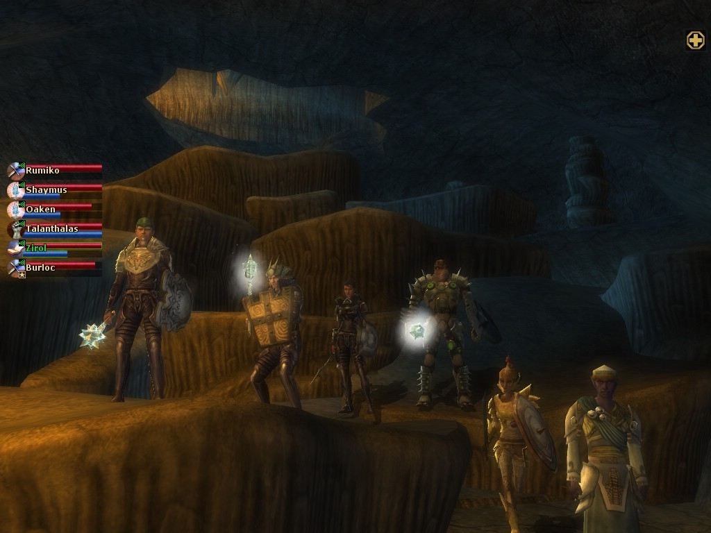 Dungeons & Dragons Online - DDO dugeon crawl time!