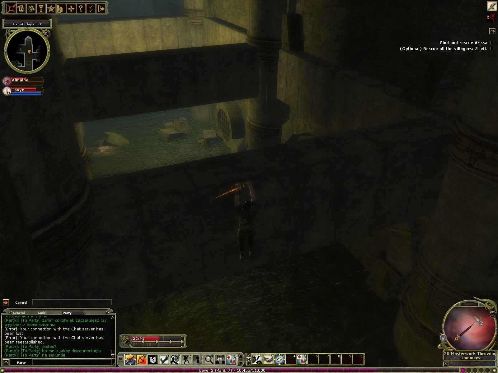 Dungeons & Dragons Online - DDO: Can you do it in your MMORPG? : )