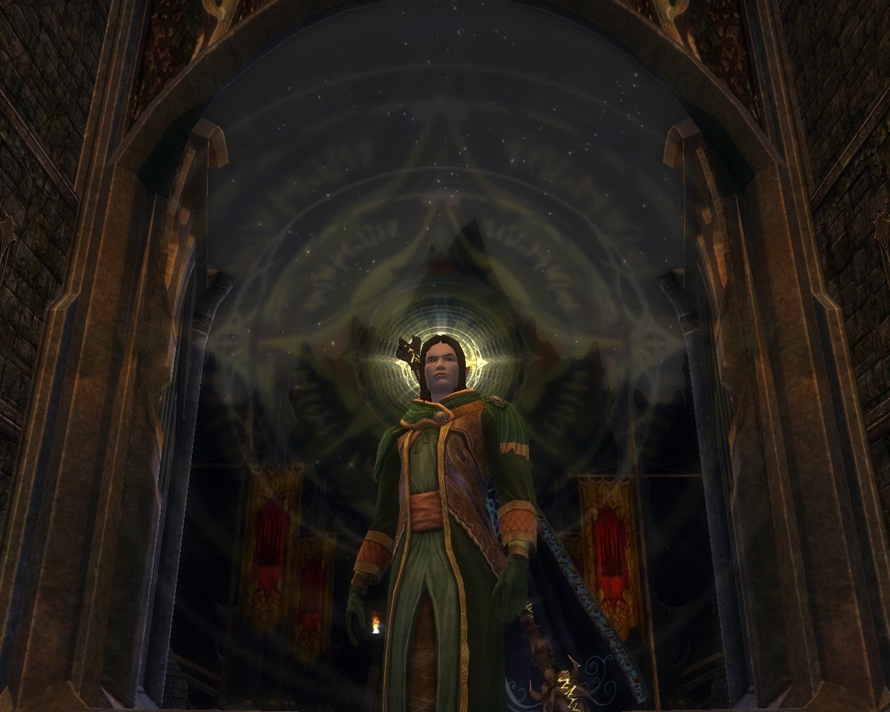 Lord of the Rings Online - Saint Anwa
