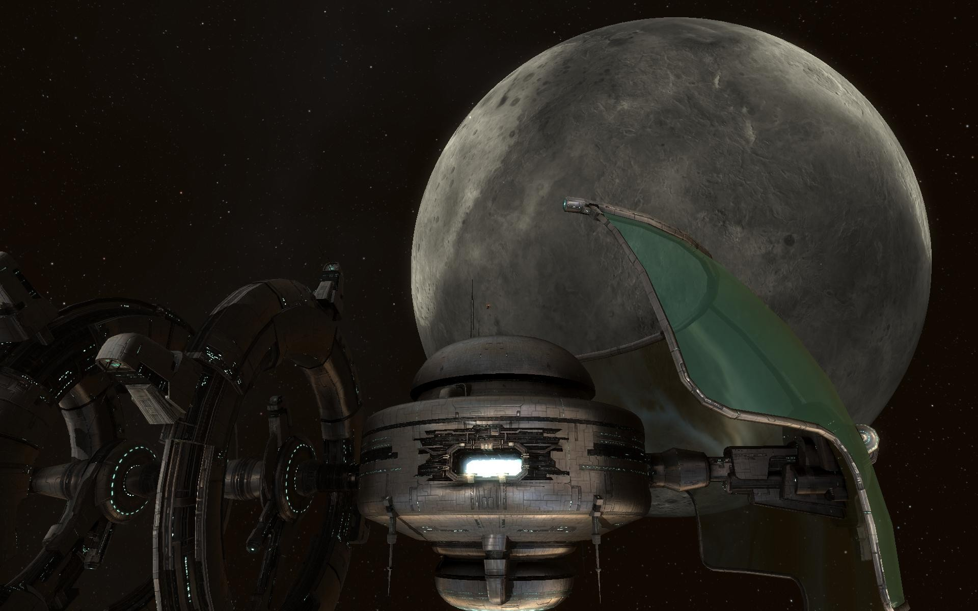 EVE Online - Pretty moon