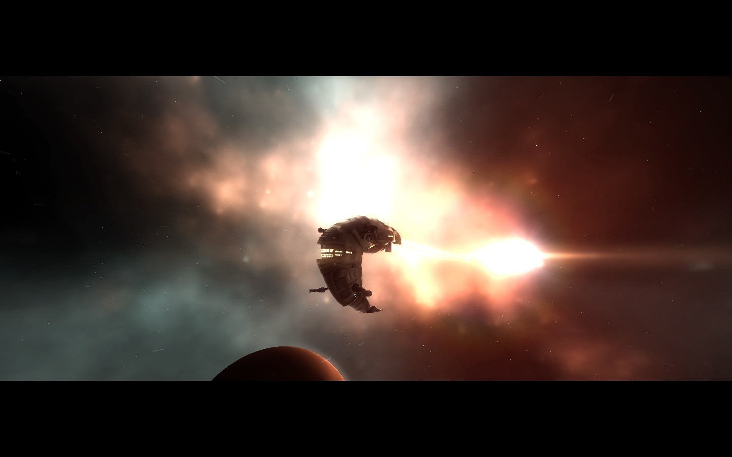 EVE Online - Nebulous