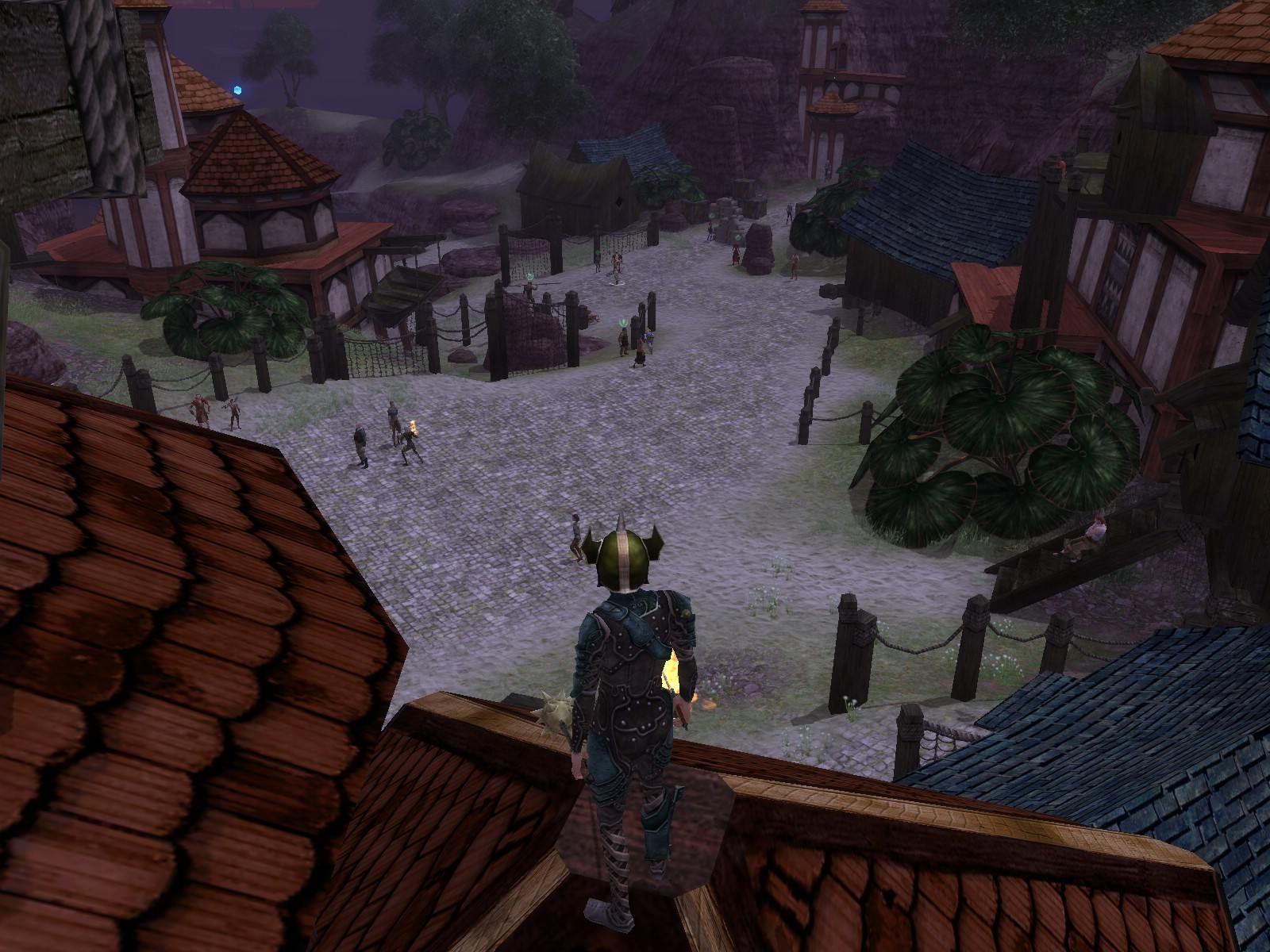 Dungeons & Dragons Online - DDO: Let's go down a level... I don't trust these human architects.