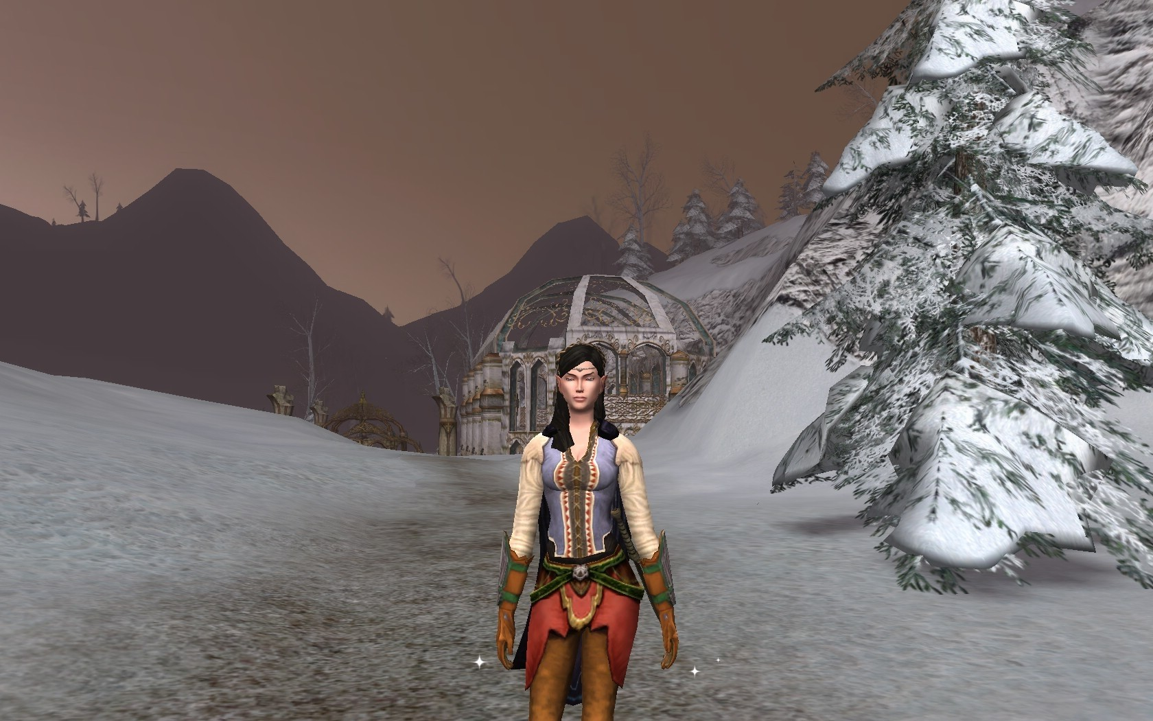 Lord of the Rings Online - Just getting started