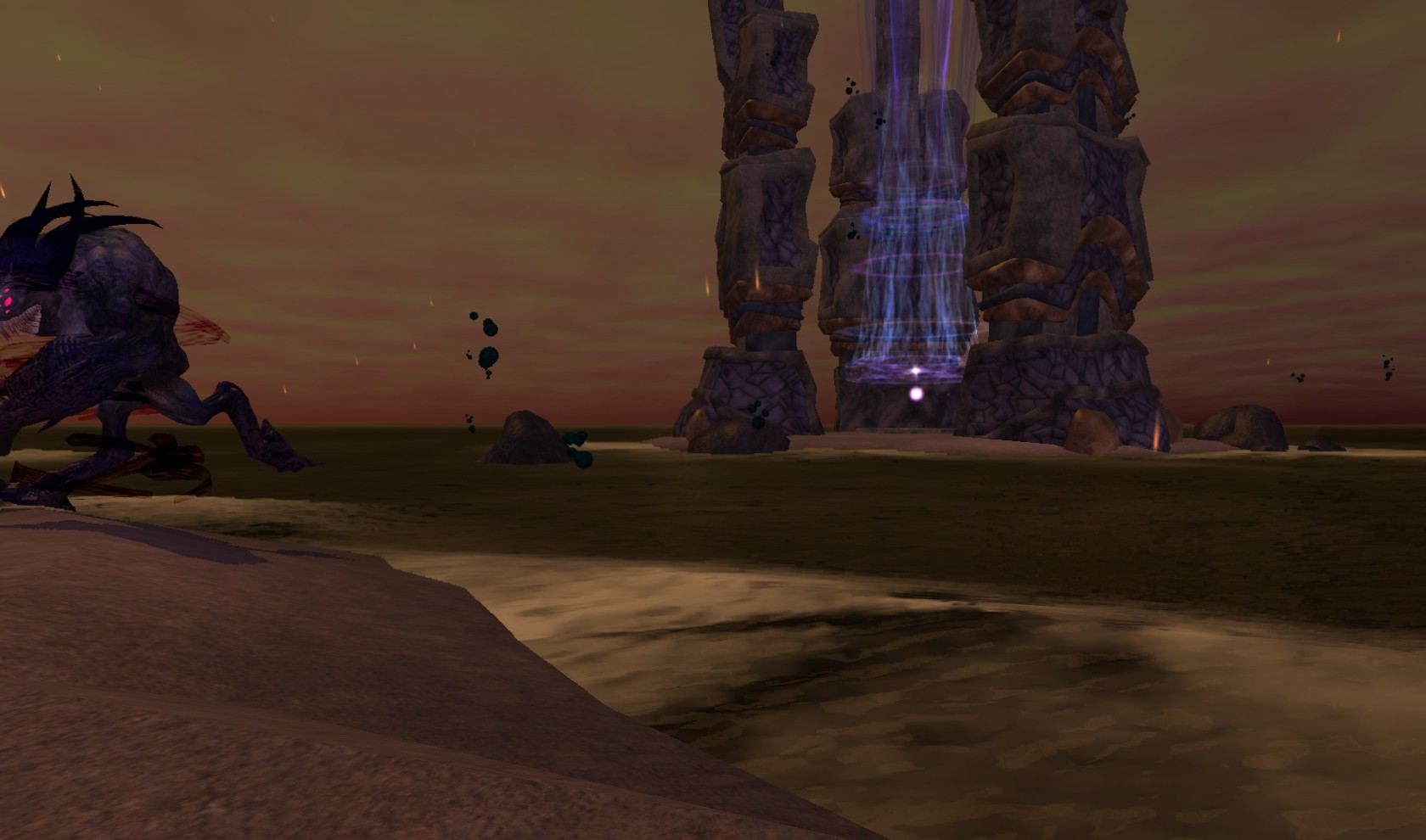 EverQuest II - Lavastorm gets invaded by the Void Creatures
