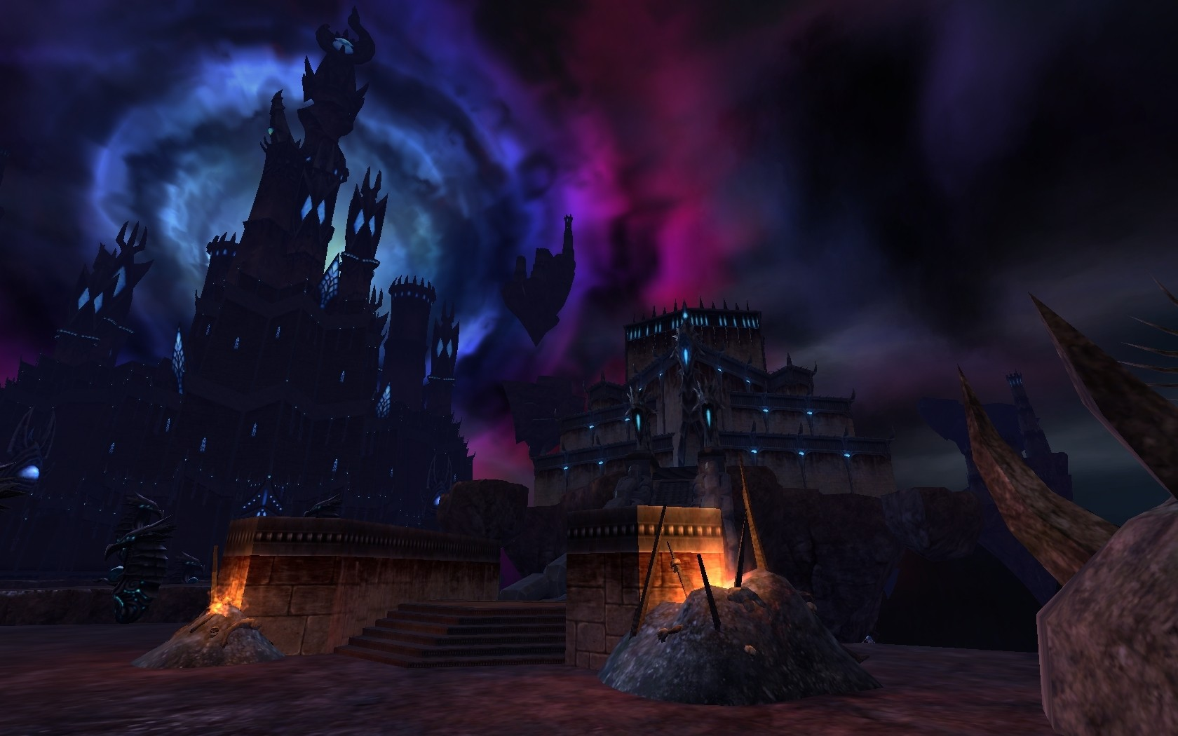 Warhammer Online: Age of Reckoning - The big city