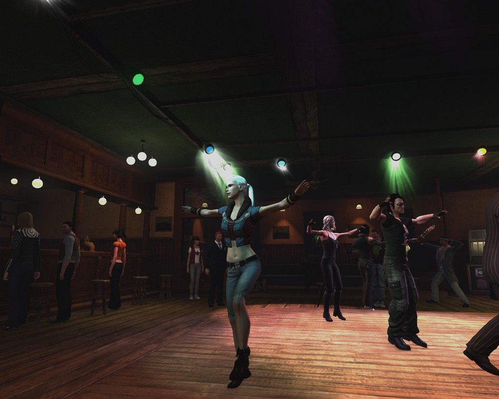 The Secret World - Transit Party @ The Horned God