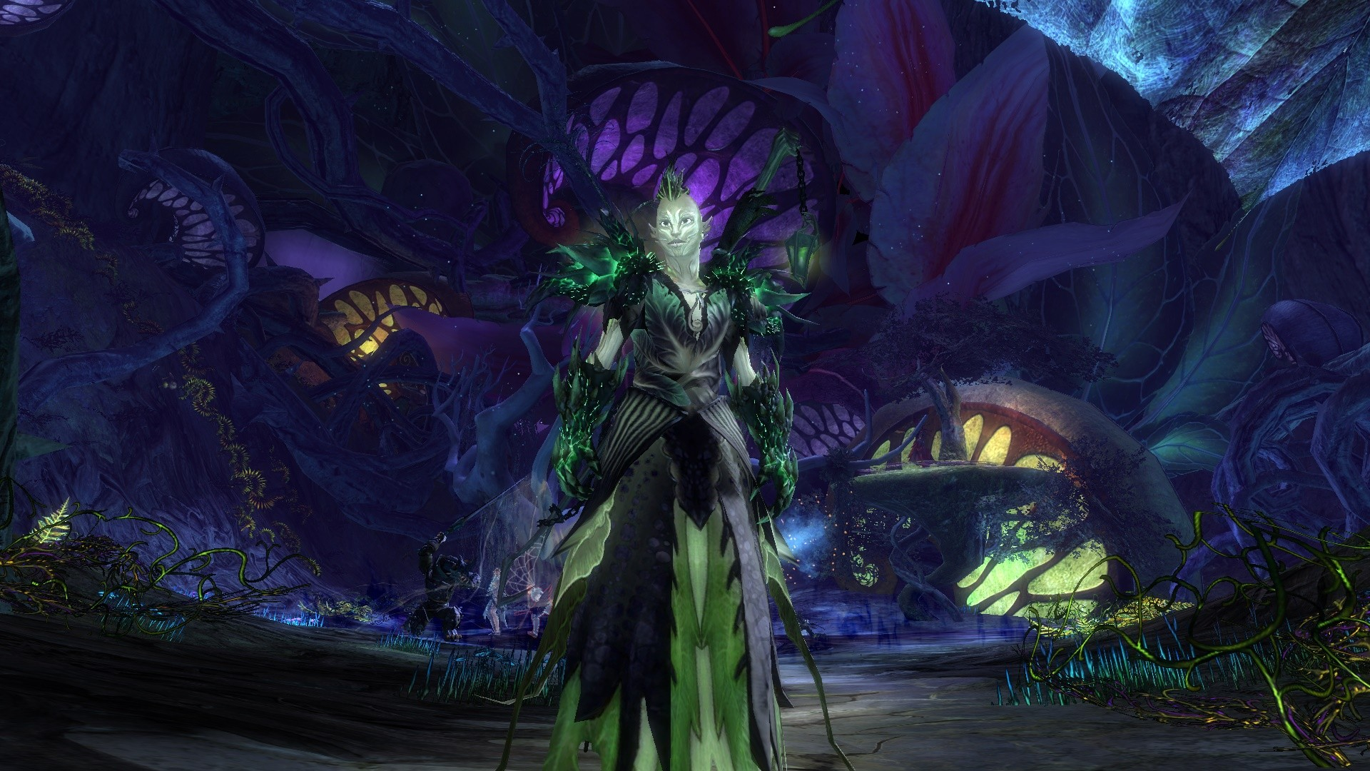 GW2 Sylvari never fail to amuse!